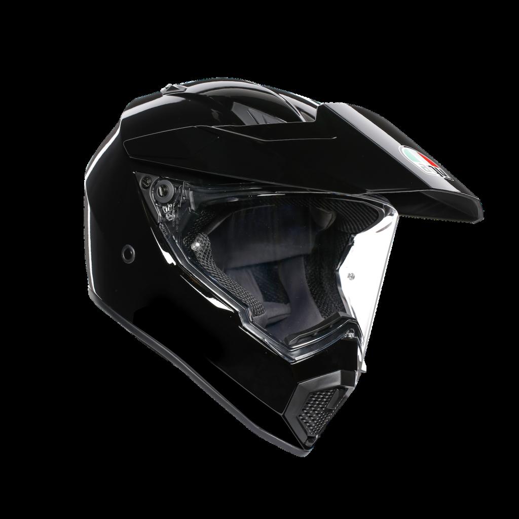 AGV AX9 in black