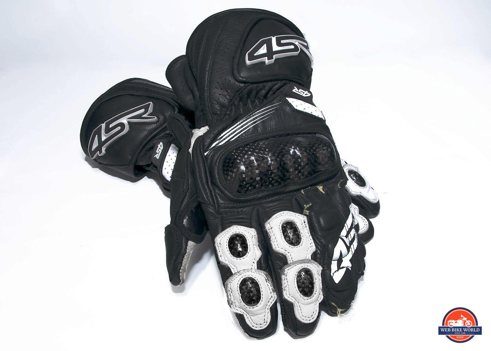 4SR 96 Stingray Motorcycle Gloves