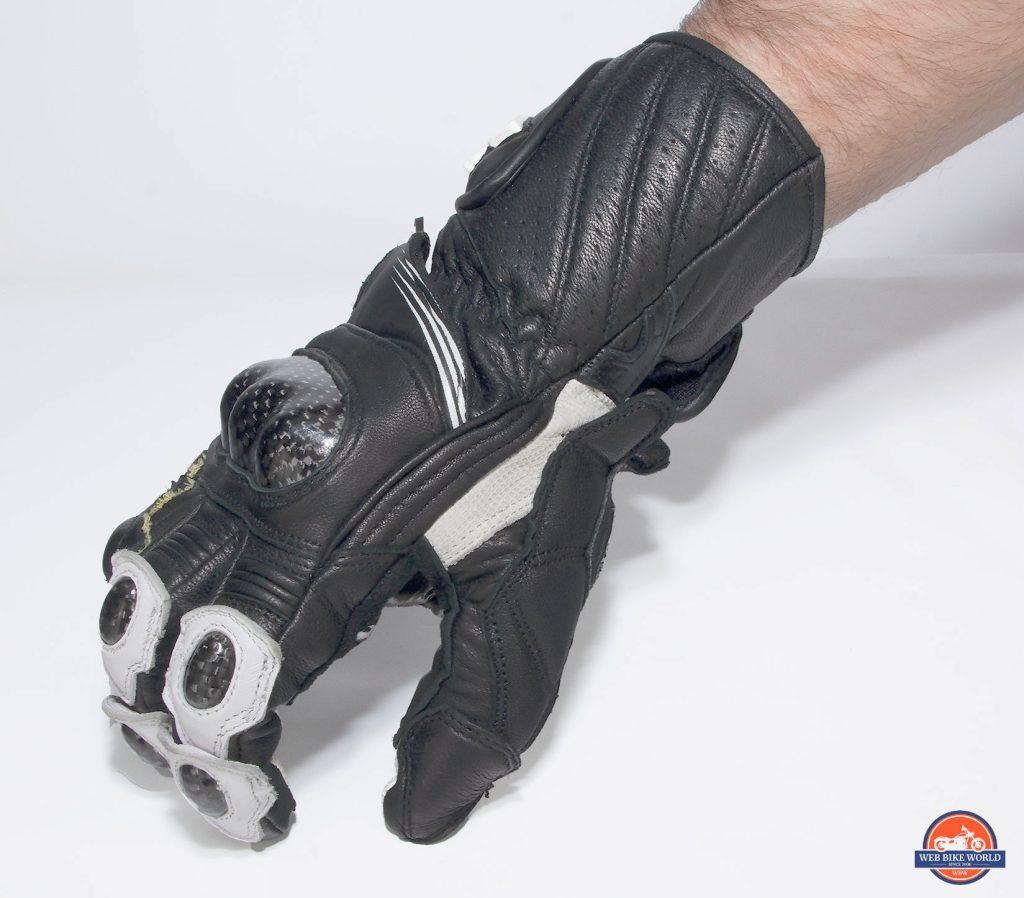 4SR 96 Stingray gloves.
