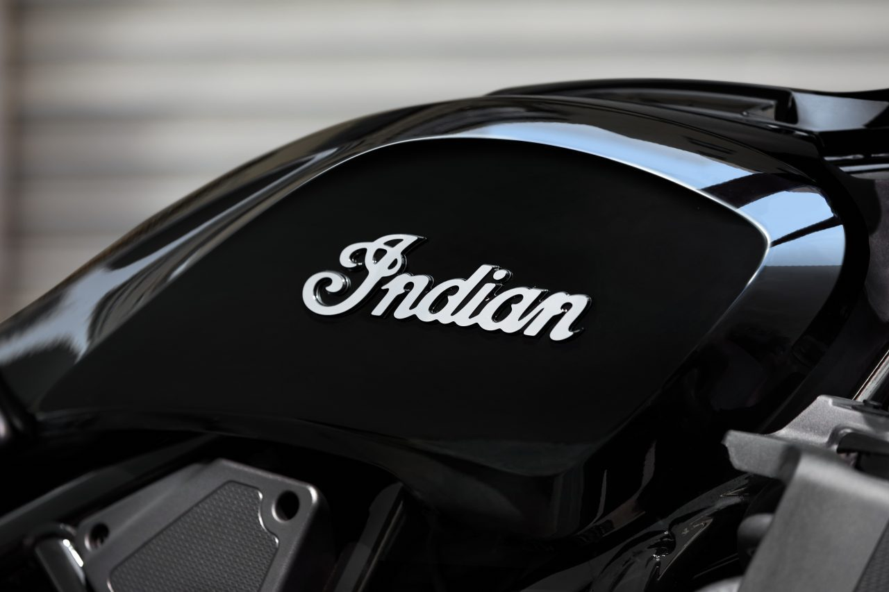 Indian Motorcycle Indian Raven