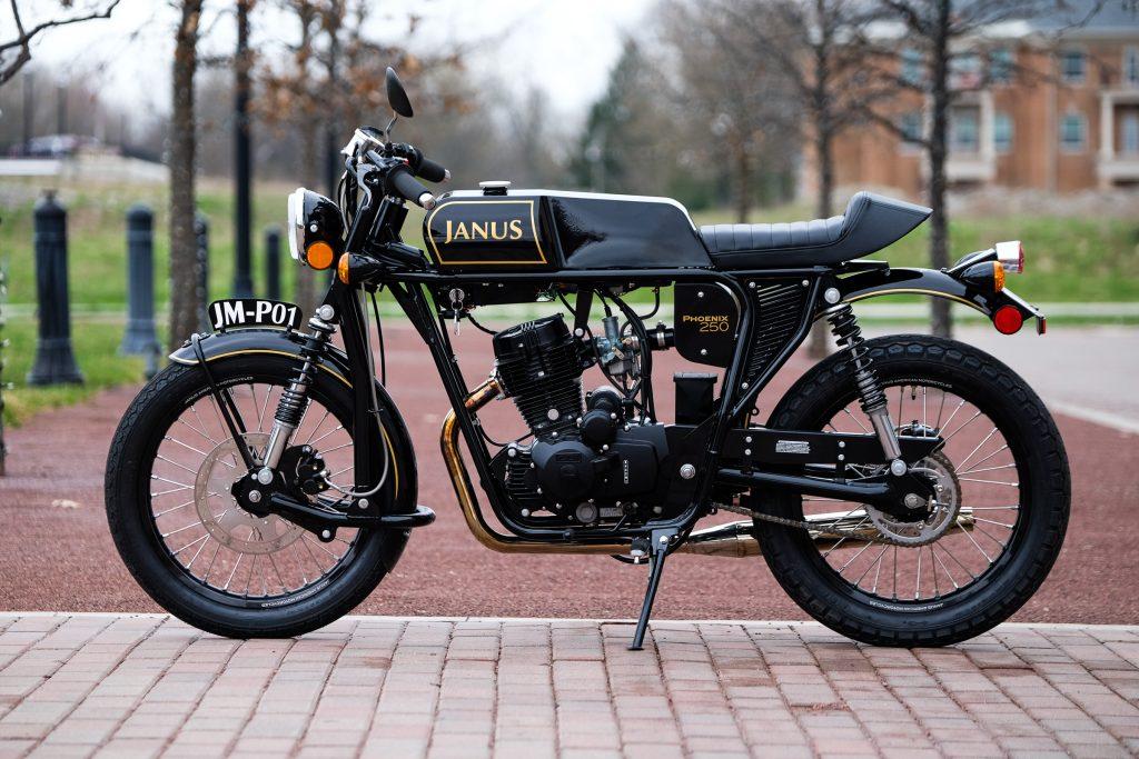 Janus Motorcycles Phoenix 250