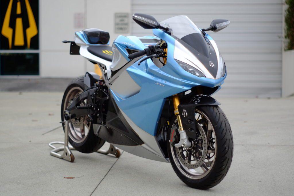 Lightning Motorcycles LS-218 Superbike