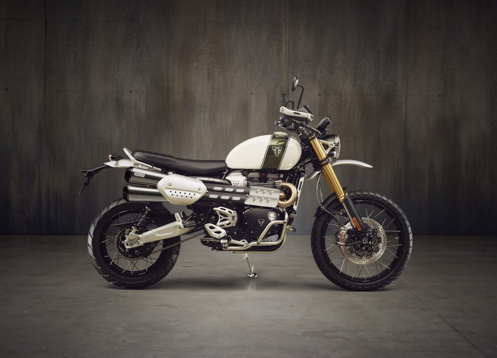 Scrambler 1200 Extreme Inspiration Kit