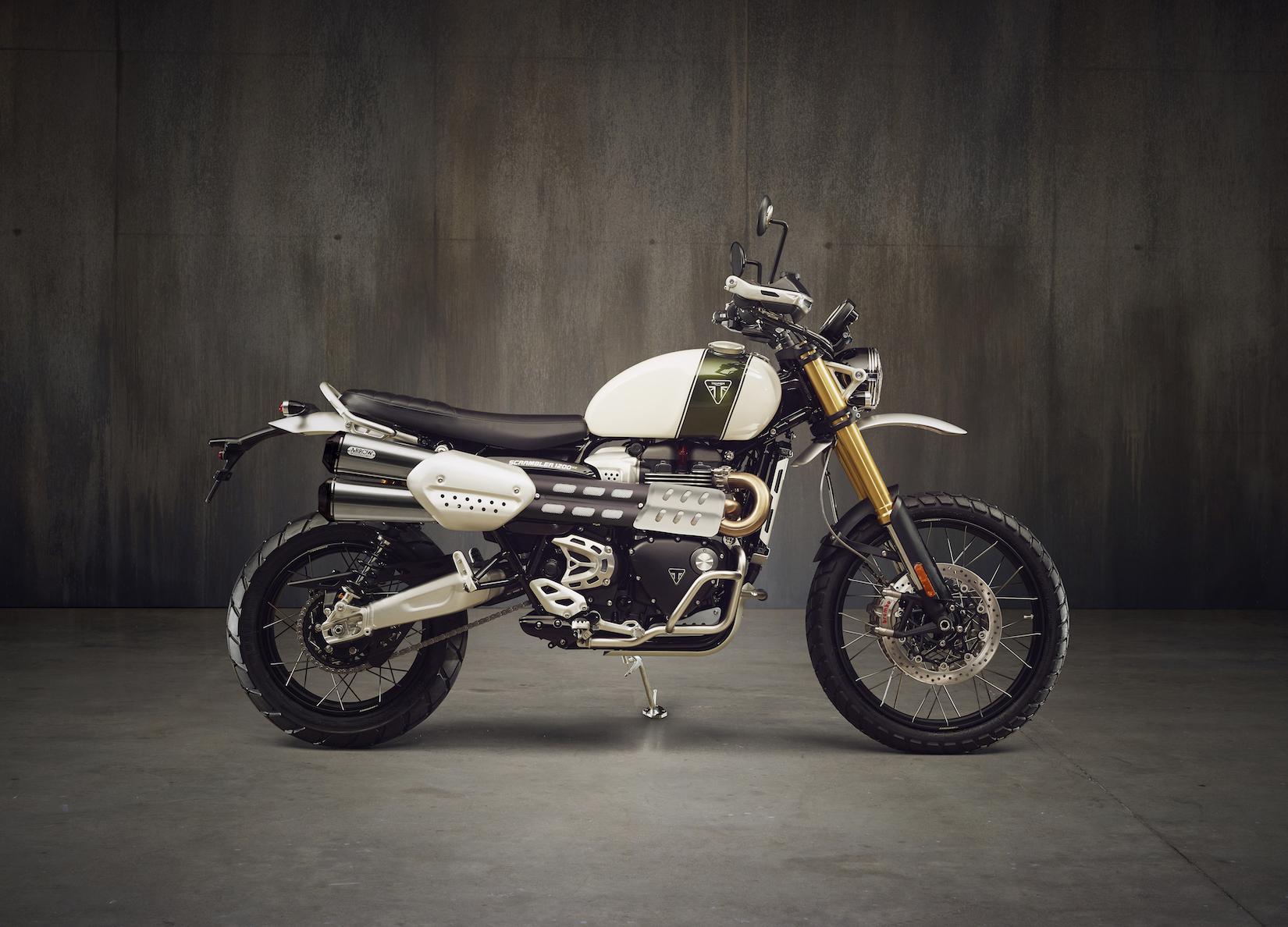Scrambler 1200 Extreme Inspiration Kit