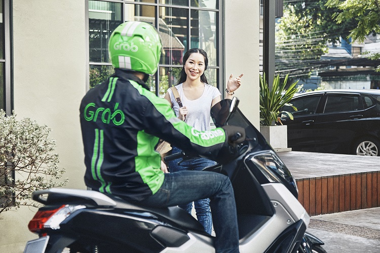 Yamaha and Grab partnership