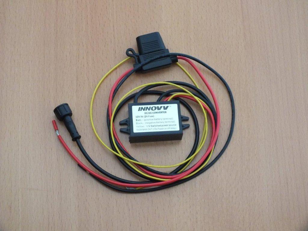 INNOV K2 12-5V DC Smart Power Converter