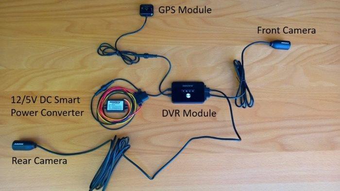 INNOV K2 Basic System Connectivity Layout