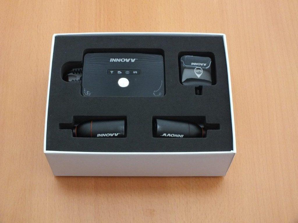 INNOV K2 Retail Box Contents