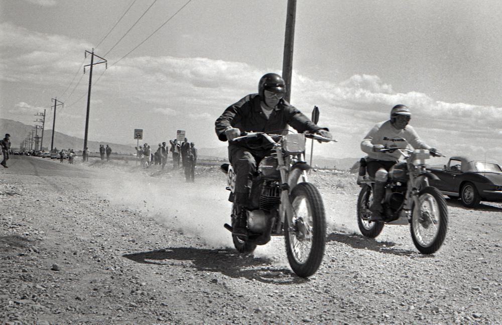 1968 inaugural Mint 400 Race