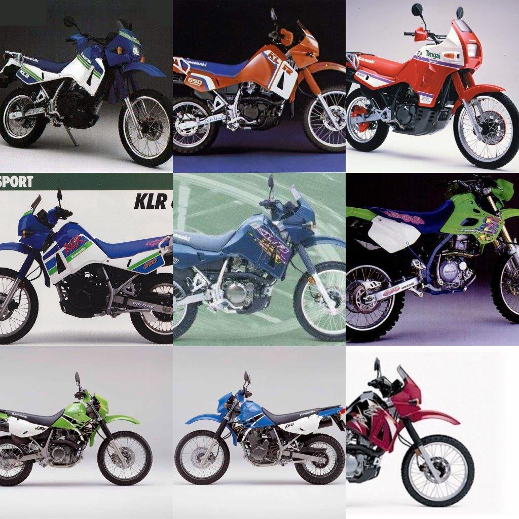 A Fond Farewell To The Legendary Kawasaki Klr 650