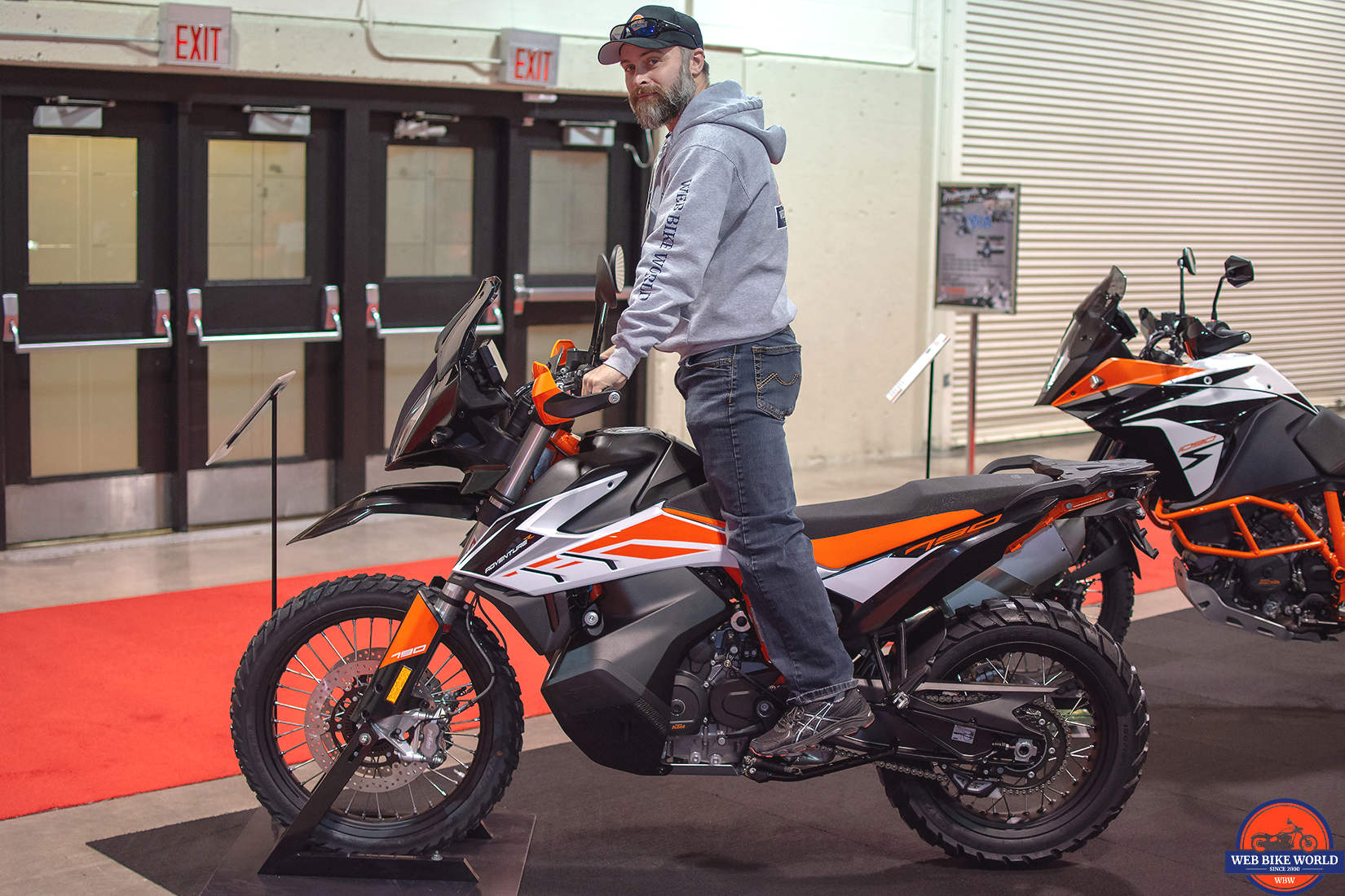 WBW Motorcycle Preview: 2019 KTM 790 Adventure R