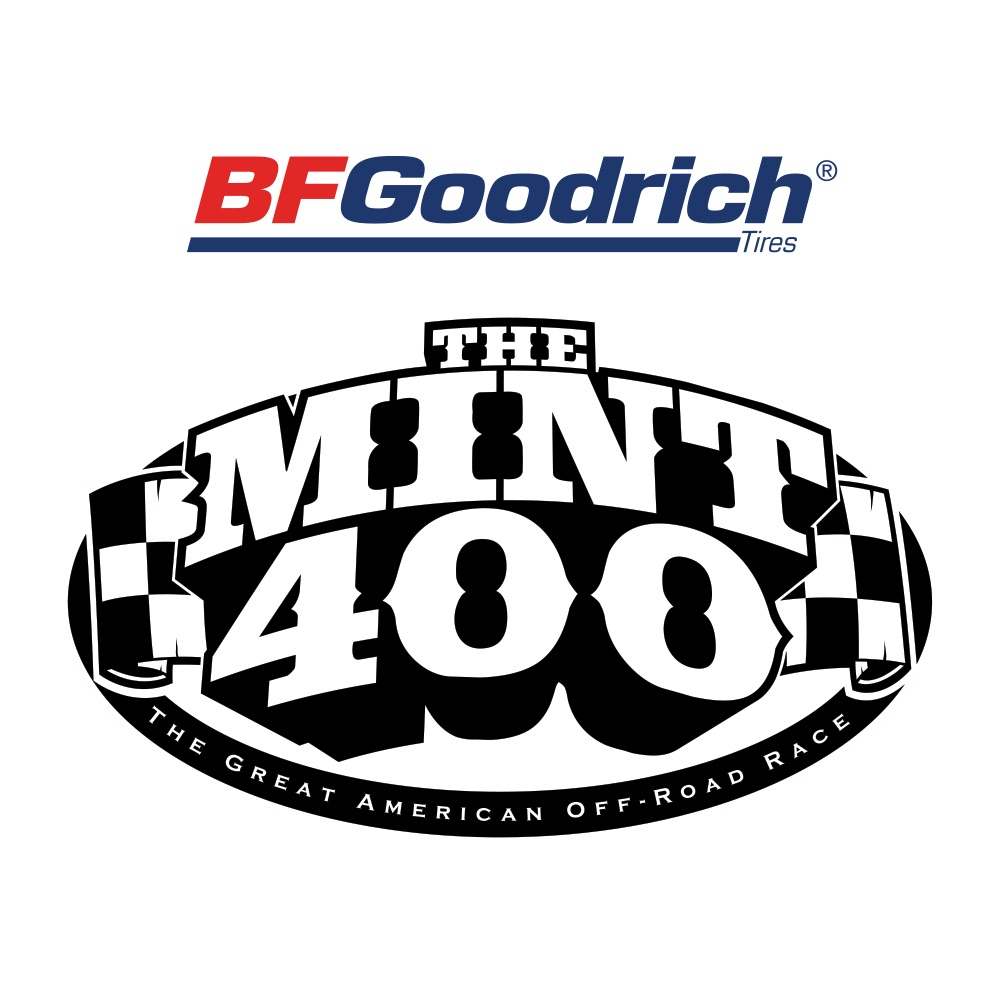 2019 Mint 400 logo