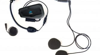 Cardo Freecom+ Bluetooth intercom