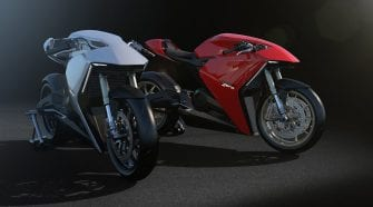 Ducati electric motorcycle