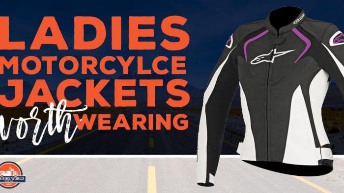 Women's Motorcycle Jackets Worth Wearing