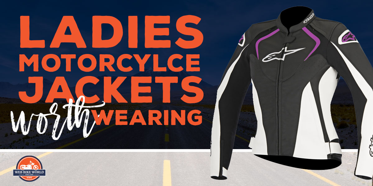 Women's Motorcycle Jackets Worth Wearing