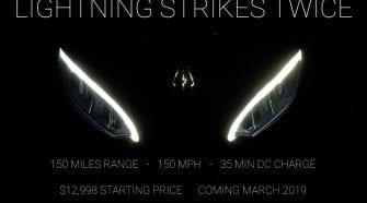 Lightning Motorcycles Lightning Strike