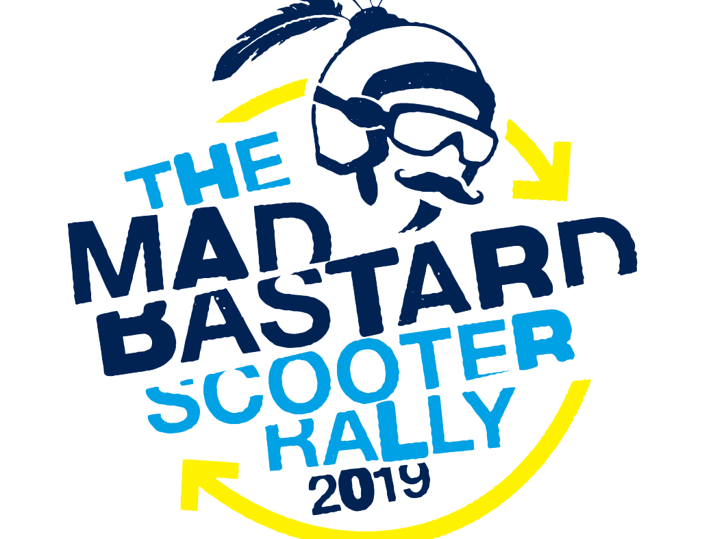 Mad Bastard Scooter Rally