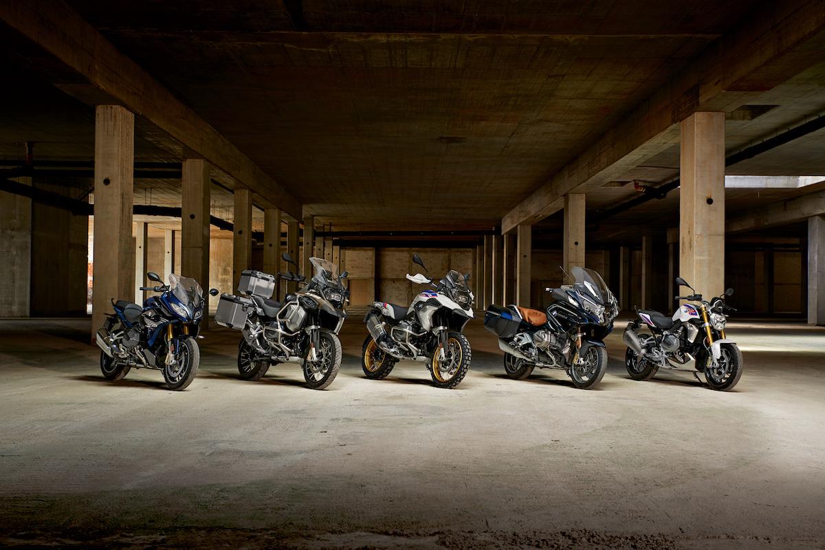 BMW Motorrad lineup