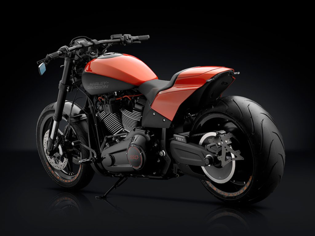Rizoma Harley FXDR Accessories