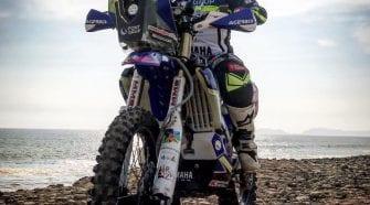 Sara Garcia at Dakar 2019