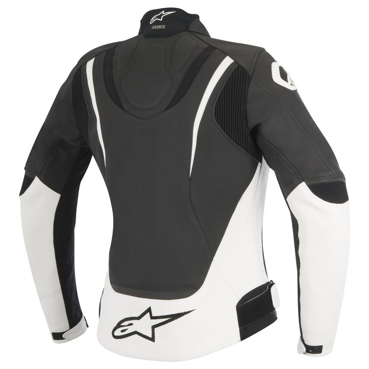 Alpinestars Stella Jaw Leather back view