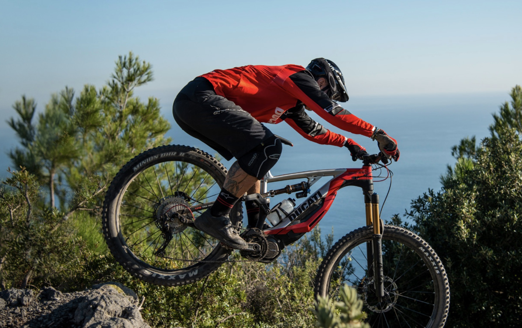 Ducati MIG-RR Mountain Bike