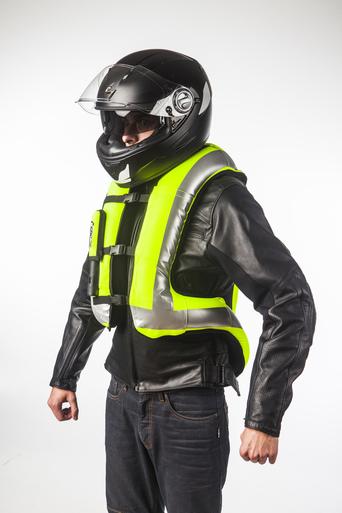 Helite Motorcycle Airbag Vest