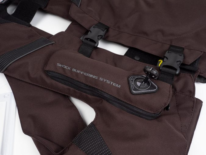 Hit-Air MLV-C Motorcycle Airbag Vest Deployment System