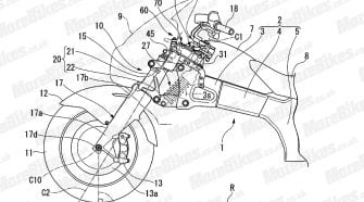 Honda Power Steering Patent
