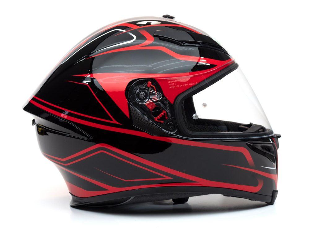 AGV K5s Helmet full side view