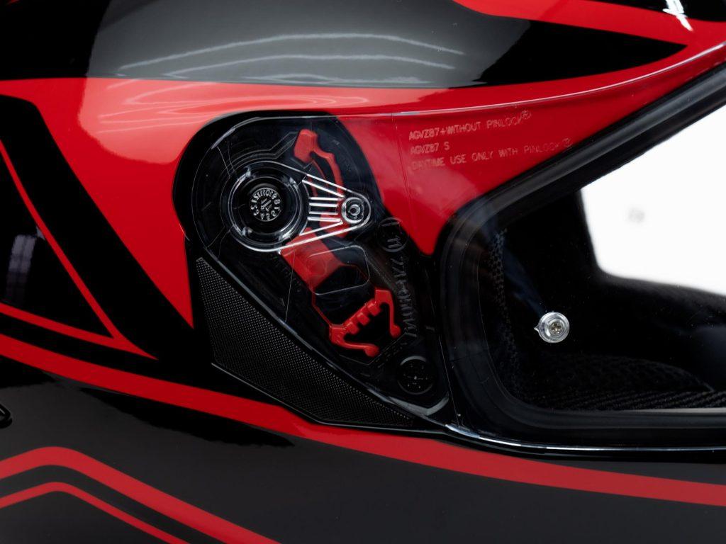 AGV K5s Helmet visor