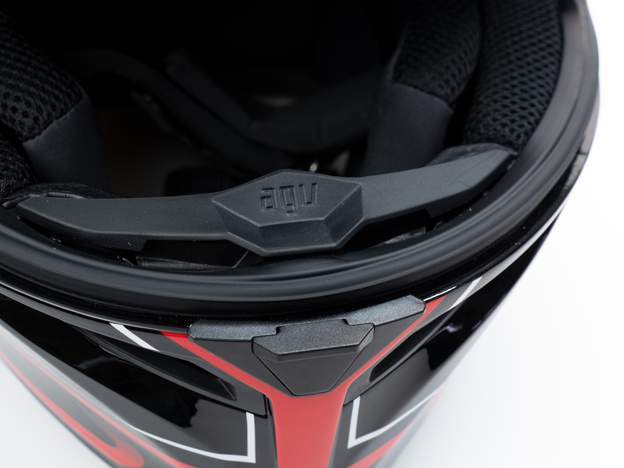 AGV K5s Helmet pinlock