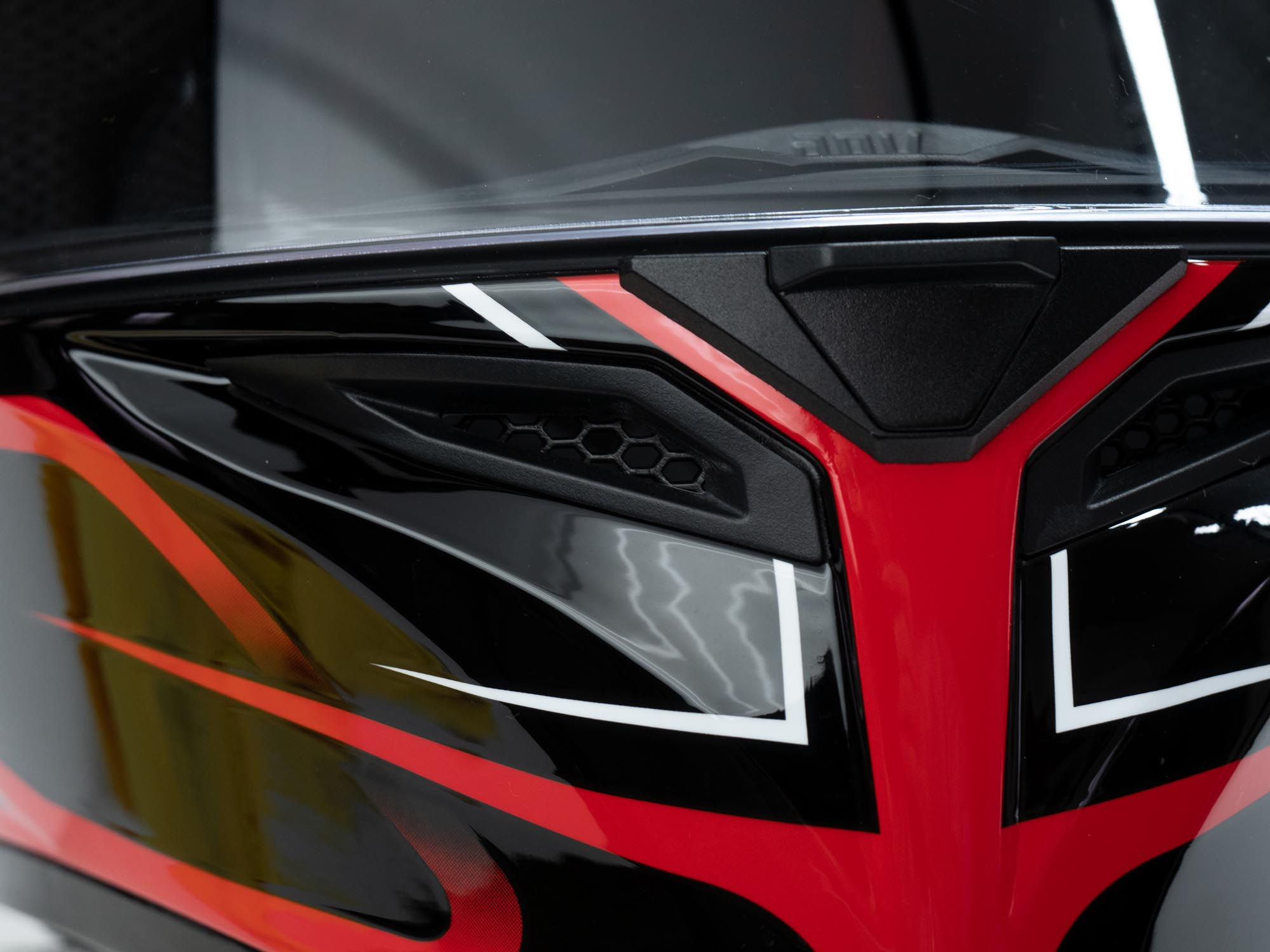 AGV K5s Helmet rear vents