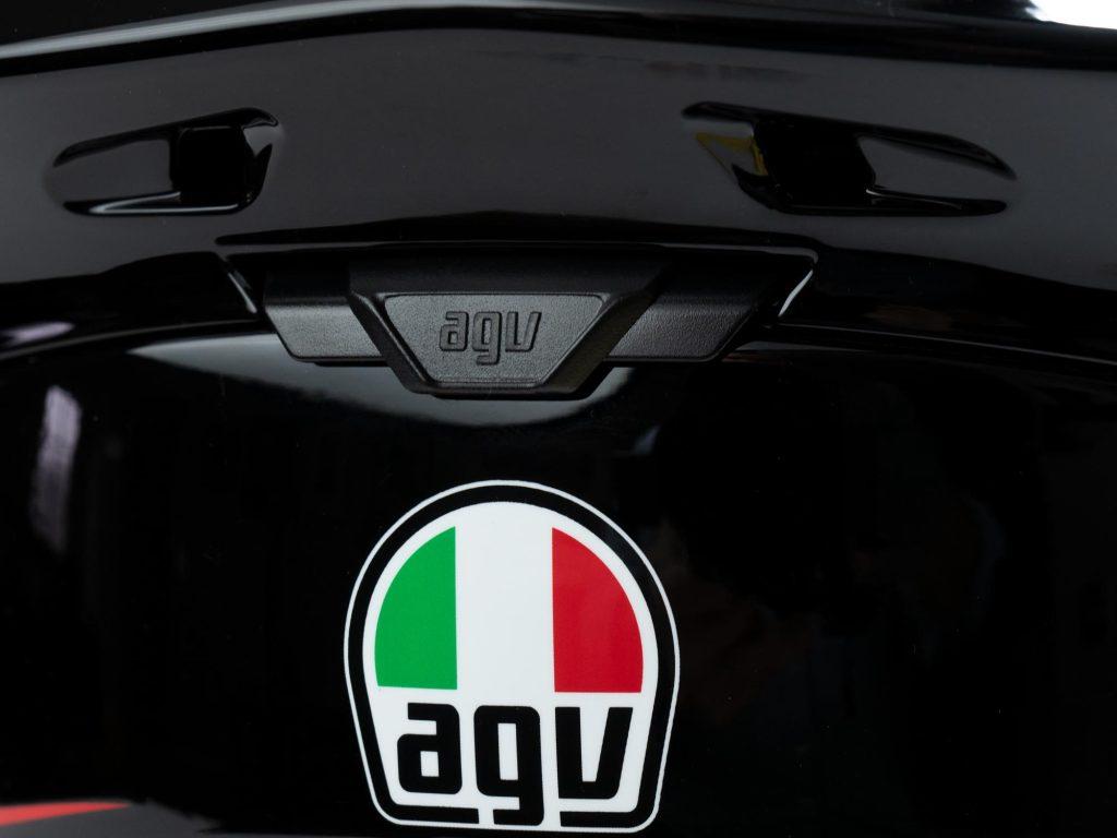 AGV K5s Helmet vents