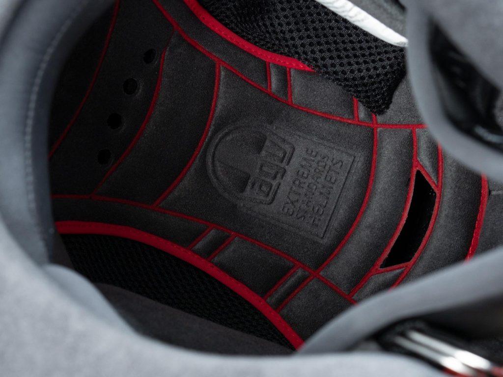 AGV K5s Helmet interior closeup