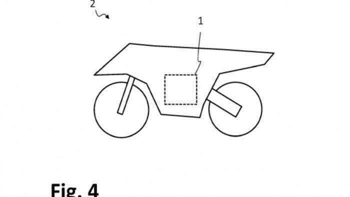 BMW hybrid patent