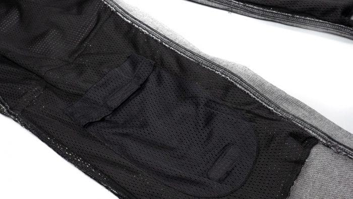 Bull-it SP120 Lite Heritage Slim Fit Jeans interior