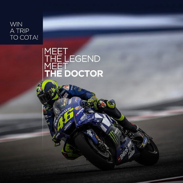 win to visit COTA