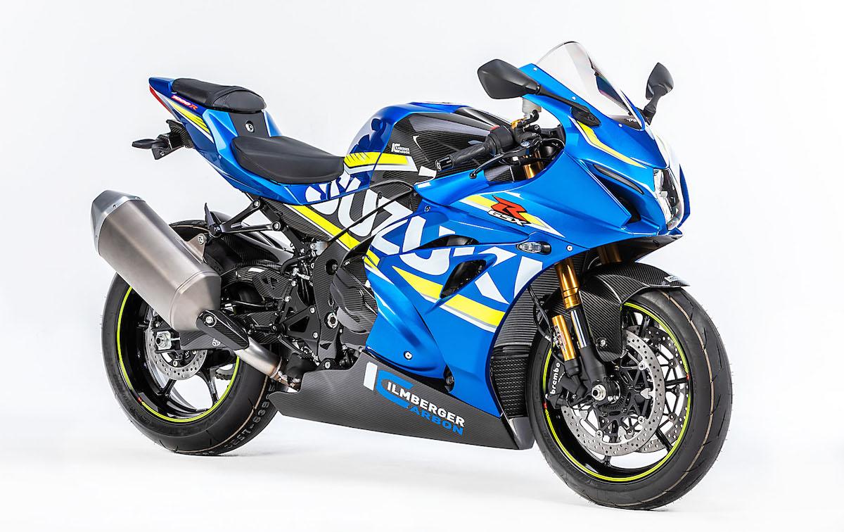 Ilmberger Carbon Suzuki GSX-R1000