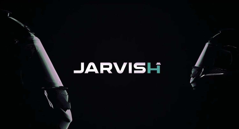 Jarvish Smart helmet