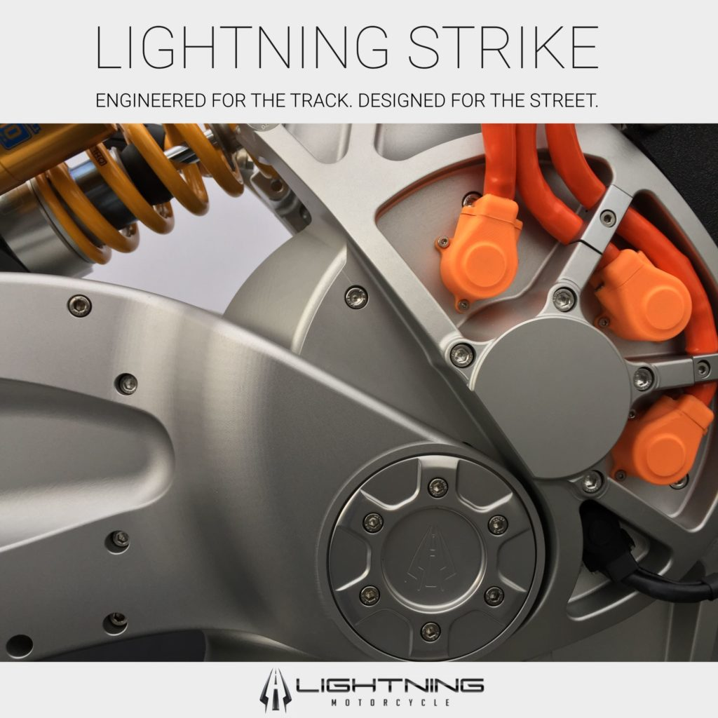 Lightning Motorcycles Strike