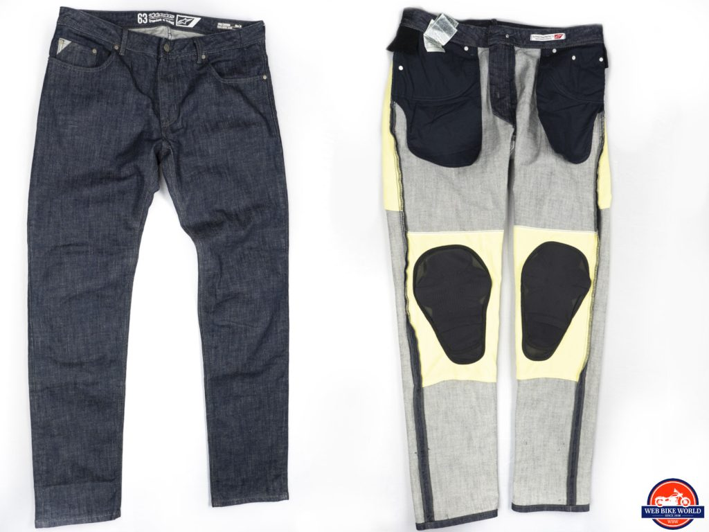 Alpinestars Copper Out Denim Pants non-Out version