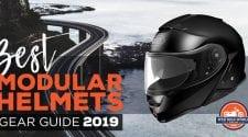 Best Modular Helmets for 2019