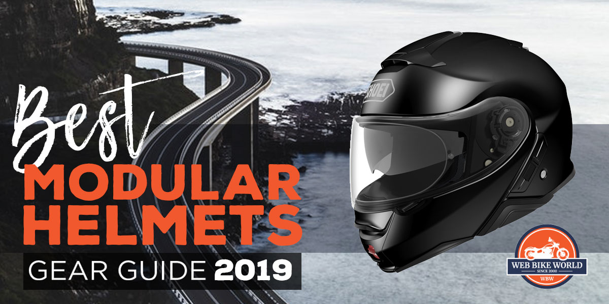 Best Modular Helmets for 2019