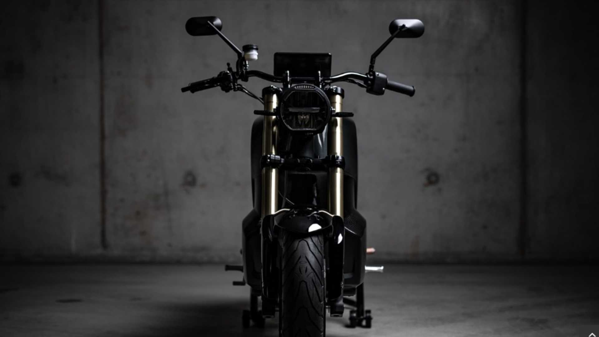 NXT Rage electric motorcycle
