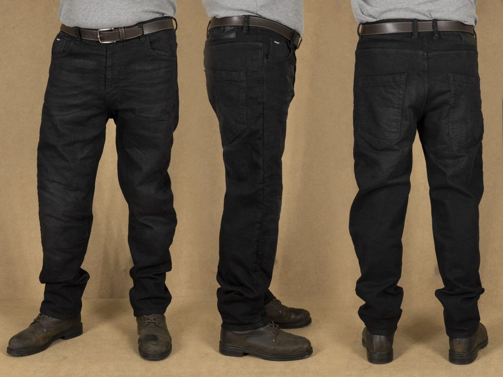 3-angled view of Bull-it SP120 Lite Heritage Slim Fit Jeans