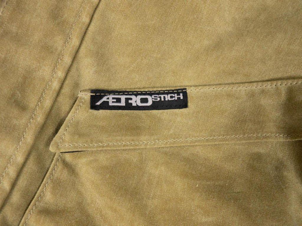 Aerostich Cousin Jeremy Suit logo