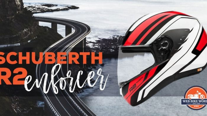 SCHUBERTH R2 Enforcer Review Hero Image