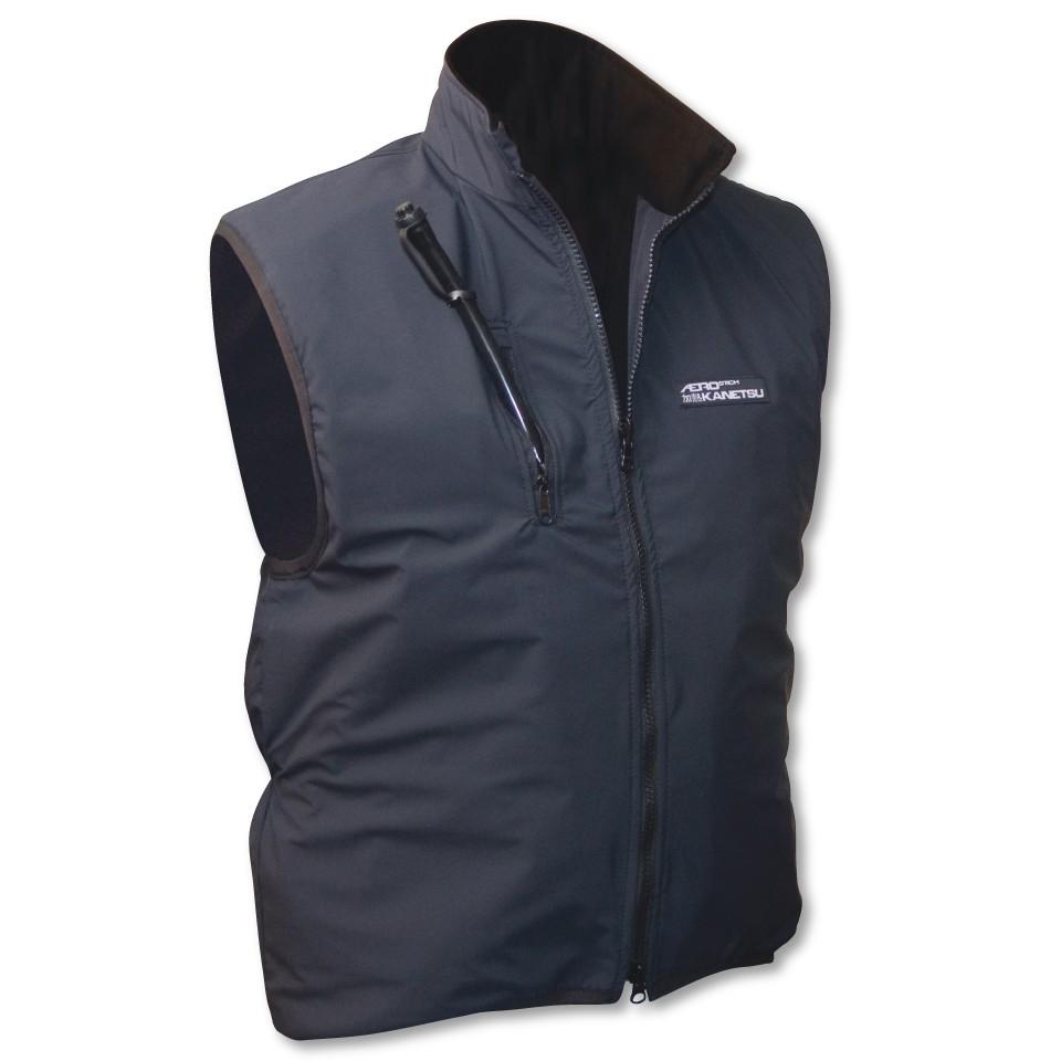 Aerostich Airvantage thermal vest.